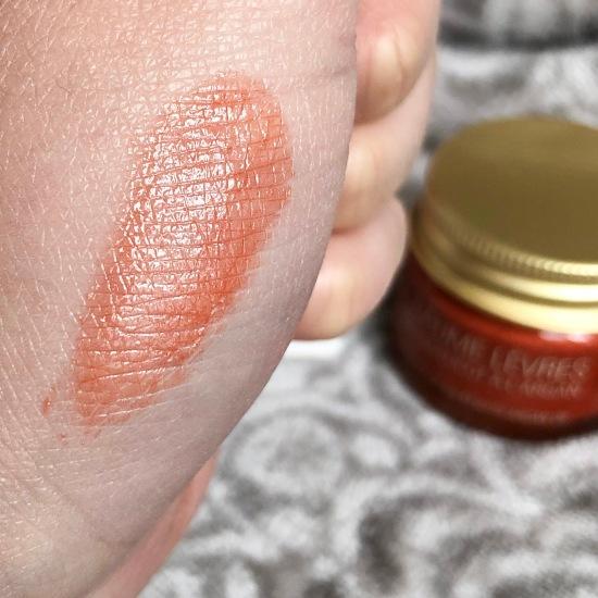 Baume à lèvre coquelicot terre d'oc bio